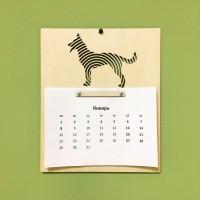 """Календарь """"Лайка"""" на 2018 год"""